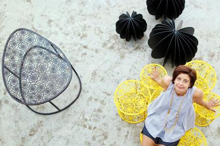 Maria Halios Design, Athens Spring