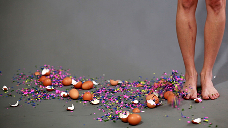 Larisa David, Eggs